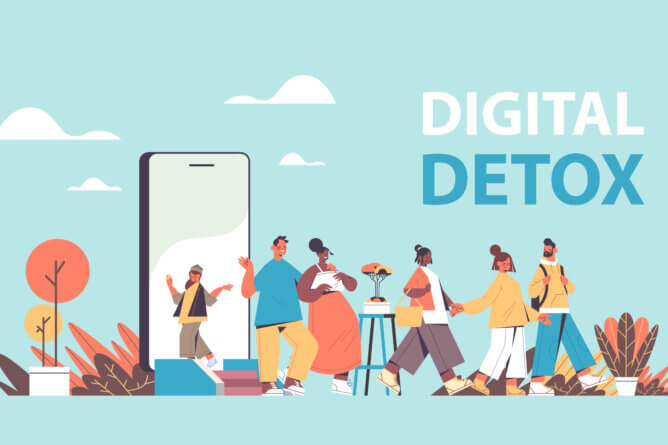 digital detox and benefits of unplugging