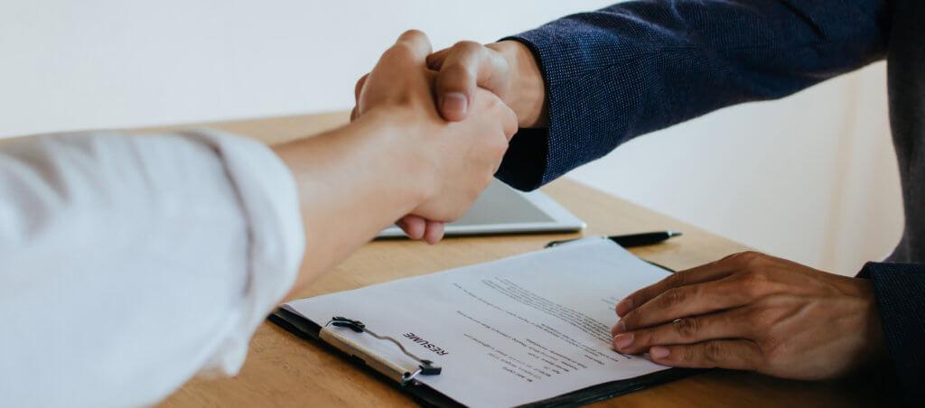 successful resume helps landing a job