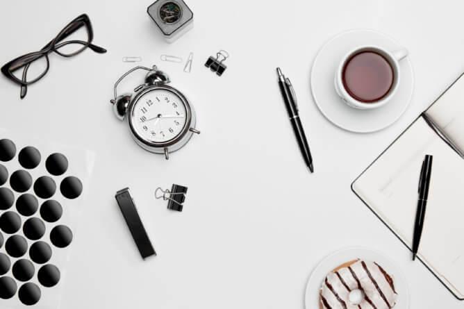 organising daily life