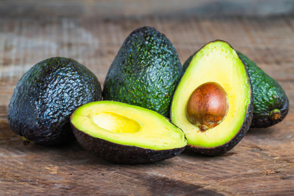 avocado is a brainy food for concentration