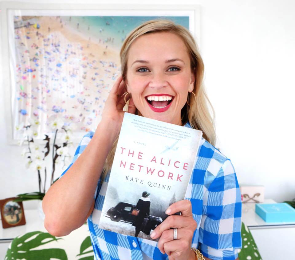 Reese Witherspoon's Book