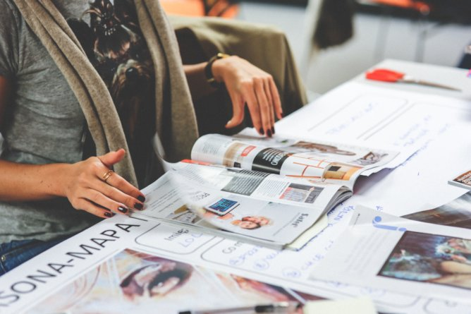 editorial internship