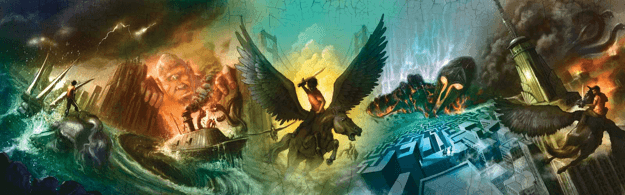3 Best Percy Jackson Books Series