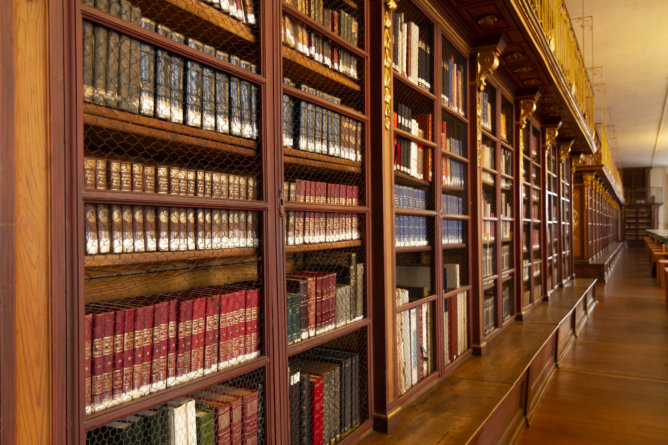 old libraries worth visiting