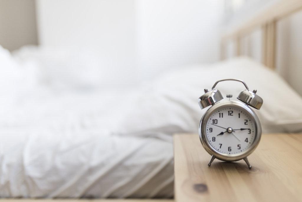 adjusting sleeping schedule