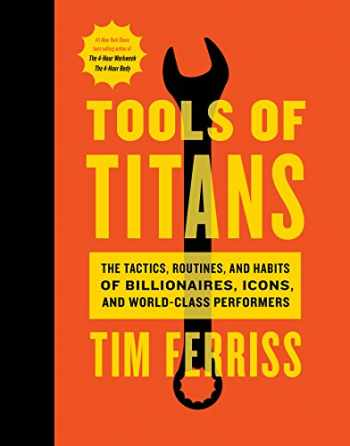 Tim Ferriss and His Books 6