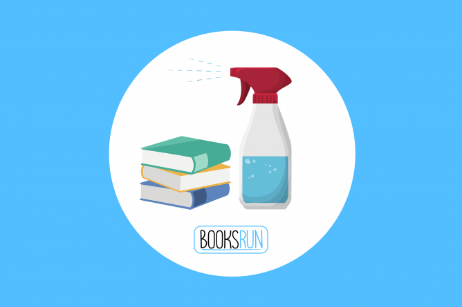 Booksrun Keeps Your Textbooks Safe: An Update on Measures against Covid-19 1