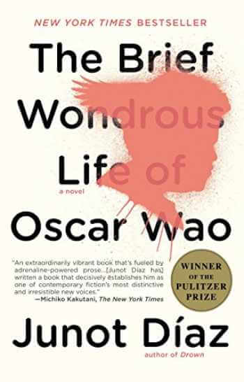 The Brief Wondrous Life of Oscar Wao by Junot Díaz is in part a campus novel