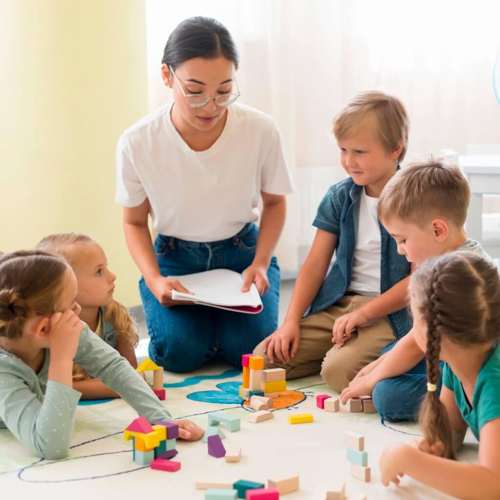 Montessori method in practice