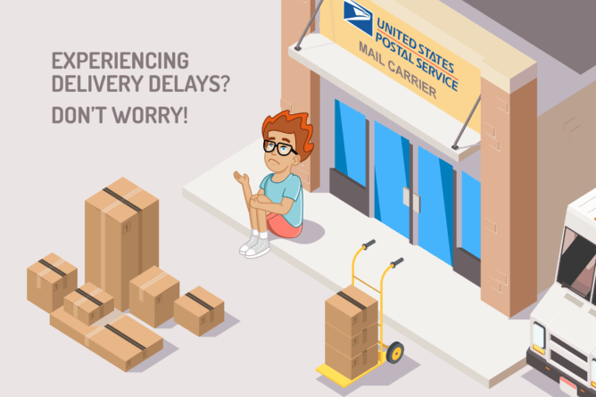 Experiencing Delivery Delays? Here We Explain Why 1