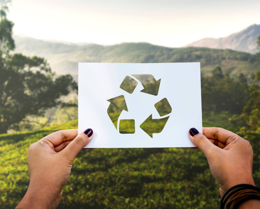 students should use recycled paper