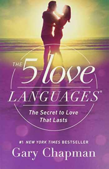 The 5 Languages of Love perfect book for Valentine's day