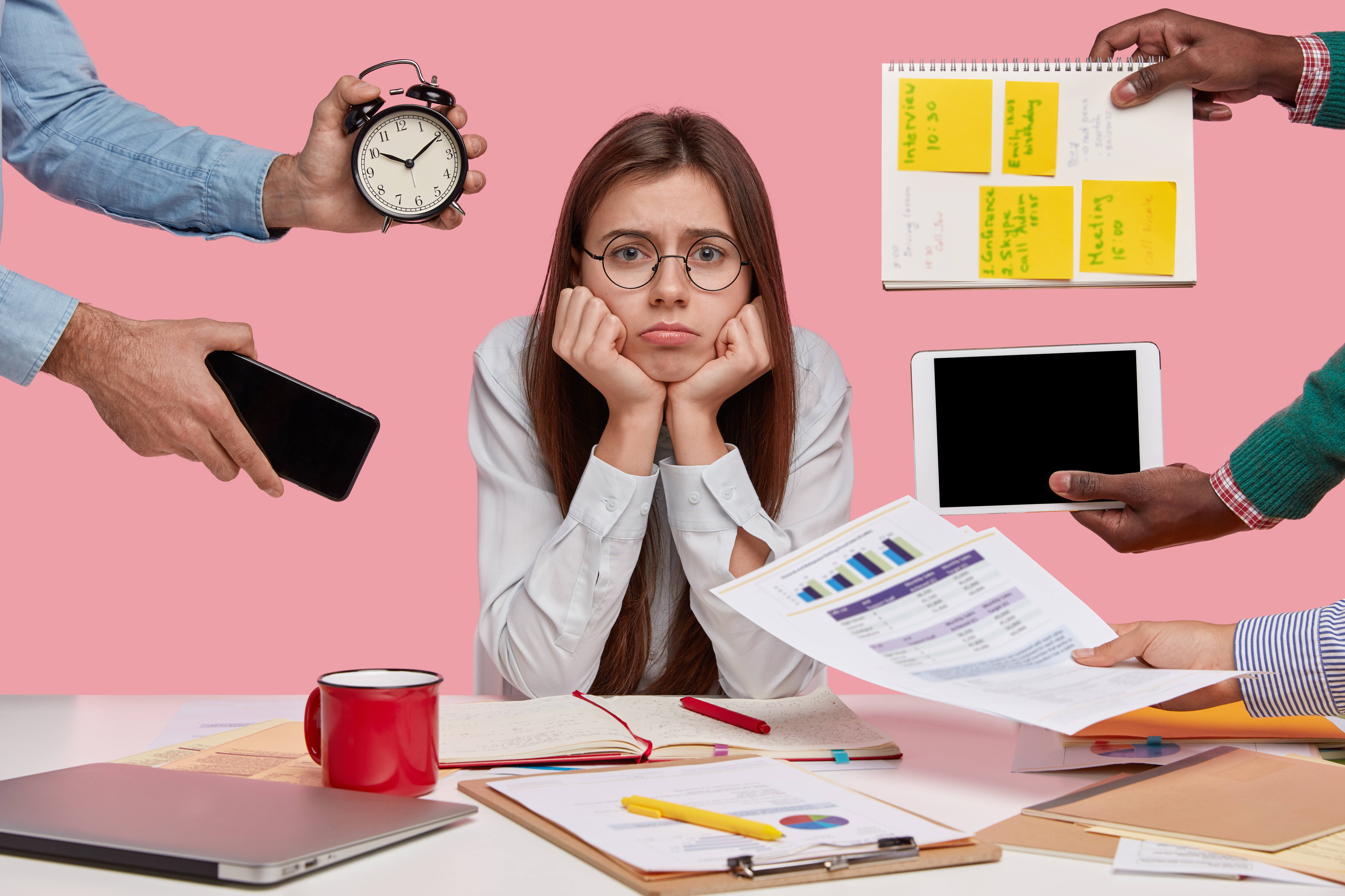 personal energy management is useful for overcoming fatigue and low motivation