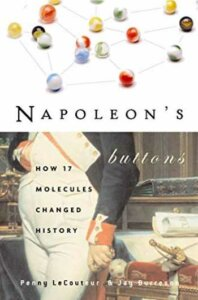 Napoleon's Buttons — One of the Best Chemistry Books for Beginners