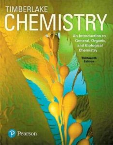 Timberlake's Chemistry — Our Favorite Chemistry Textbook