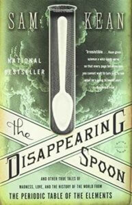 The Disappearing Spoon — The Best Chemistry Book for Self-Study
