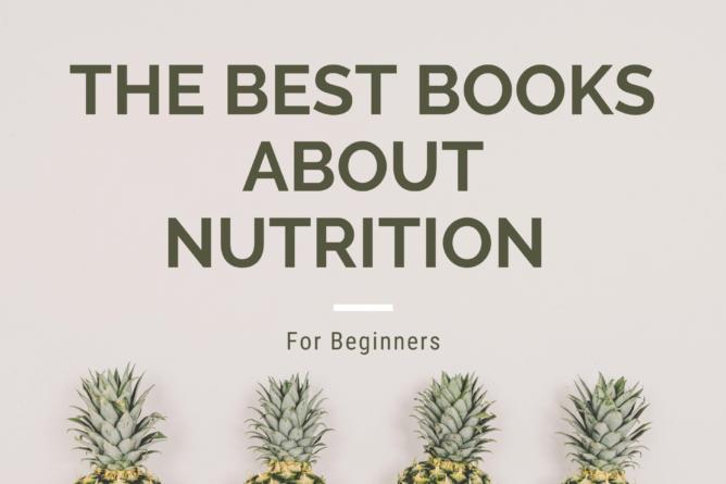 best nutrition books for beginners