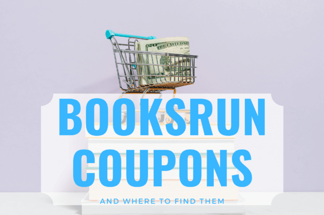 earn more on buyback with booksrun coupons