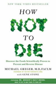 how not to die book about nutrition
