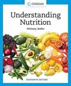 understanding nutrition textbook