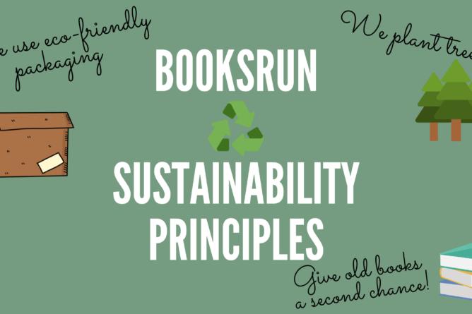 booksrun sustainability principles