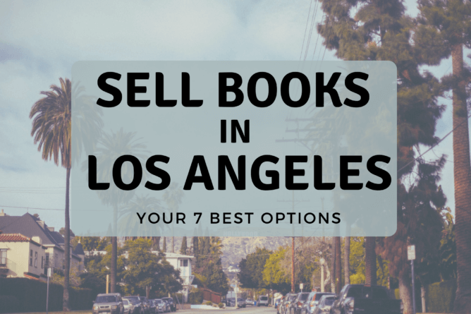 sell used textbooks in Los Angeles