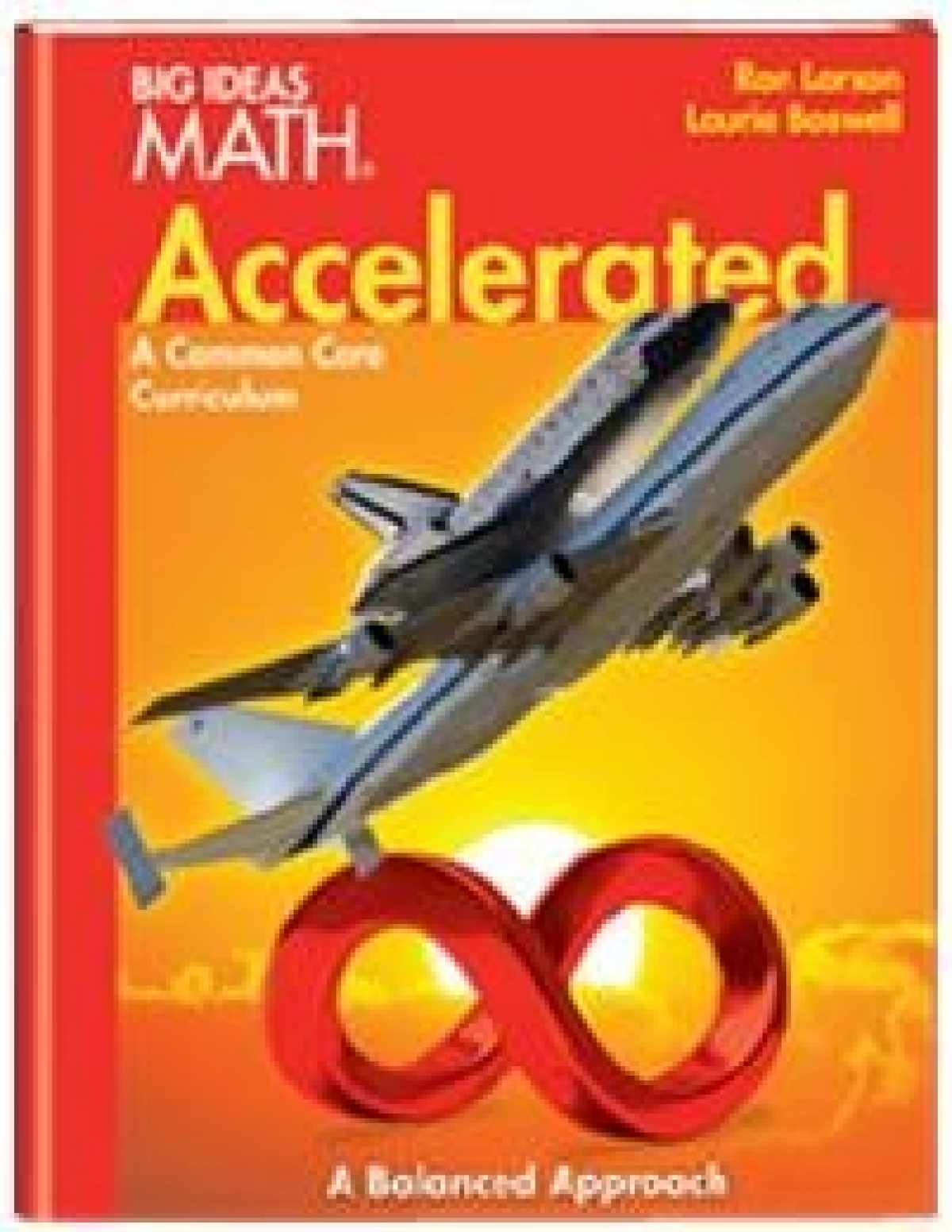 Sell, Buy or Rent BIG IDEAS MATH Accelerated: Student Edition Red 20