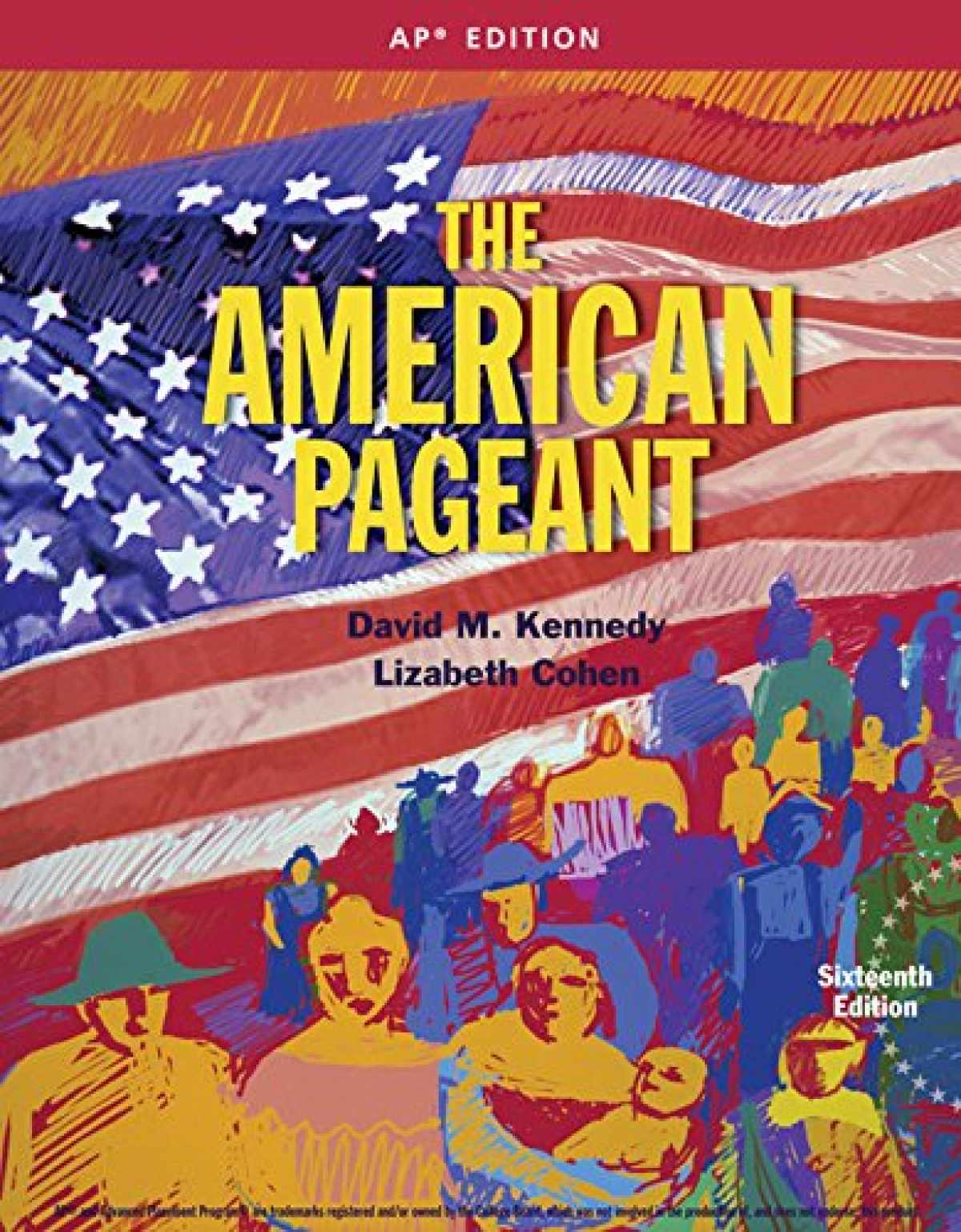 Sell, Buy or Rent The American Pageant 16th Edition 9781305075917  1305075919 online