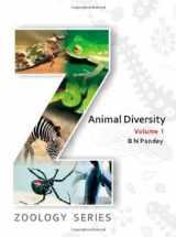 Animal Diversity (Vol.1) (BSc Zoology Series)