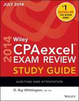 Wiley CPAexcel Exam Review 2014 Study Guide: Auditing and Attestation (Wiley Cpa Exam Review)