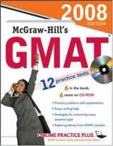 McGraw-Hill's GMAT with CD, 2008 Edition (McGraw-Hill's GMAT (W/CD))