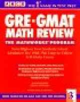 Gre Gmat Math Review (Arco Academic Test Preparation Series)