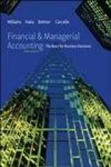 9780078111044-0078111048-Financial & Managerial Accounting