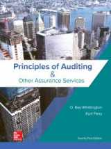 PRIN.OF AUDITING+OTHER ASSURANCE.. @DUE 7/18 @