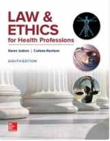 9781259844713-1259844714-LAW+ETHICS FOR HEALTH PROFESSIONS
