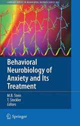 9783642029110-3642029116-Behavioral Neurobiology of Anxiety and Its Treatment (Current Topics in Behavioral Neurosciences)