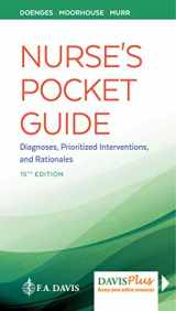 9780803676442-0803676441-Nurse's Pocket Guide: Diagnoses, Prioritized Interventions and Rationales