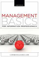 9781555709099-1555709095-Management Basics for Information Professionals, Third Edition