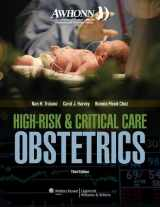 9780781783347-0781783348-AWHONN High-Risk & Critical Care Obstetrics (Mandeville, AWHONN's High Risk and Critical Care Intrapartum Nursing)