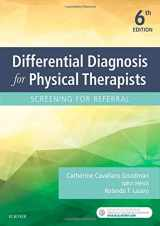 9780323478496-0323478492-Differential Diagnosis for Physical Therapists: Screening for Referral, 6e