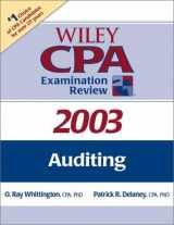 Auditing (Wiley CPA Examination Review 2003)