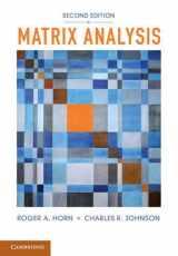 9780521548236-0521548233-Matrix Analysis