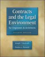 9780073397849-0073397849-Contracts and the Legal Environment for Engineers and Architects