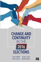 9781544320250-1544320256-Change and Continuity in the 2016 Elections (NULL)