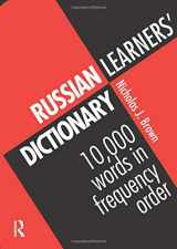 9780415137928-0415137926-Russian Learners' Dictionary: 10,000 Russian Words in Frequency Order