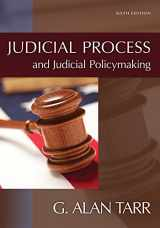 9781435462397-1435462394-Judicial Process and Judicial Policymaking