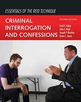 9781449691103-1449691102-Essentials of the Reid Technique: Criminal Interrogation and Confessions