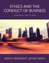 9780134168289-0134168283-Revel for Ethics and the Conduct of Business -- Access Card (8th Edition)