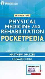 9781620701164-1620701162-Physical Medicine and Rehabilitation Pocketpedia
