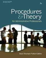 9781111575861-111157586X-Procedures & Theory for Administrative Professionals